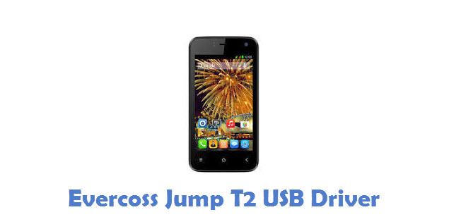 Evercoss Jump T2 USB Driver