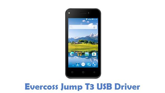 Evercoss Jump T3 USB Driver
