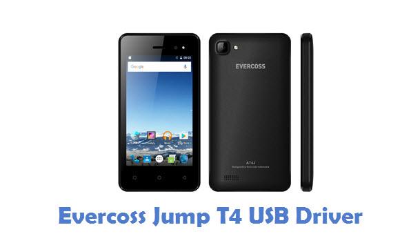 Evercoss Jump T4 USB Driver