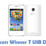 Evercoss Winner T USB Driver