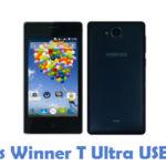 Evercoss Winner T Ultra USB Driver