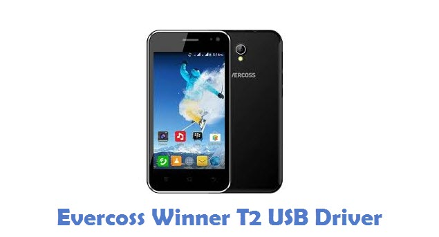 Evercoss Winner T2 USB Driver