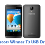 Evercoss Winner T3 USB Driver