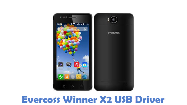 Evercoss Winner X2 USB Driver