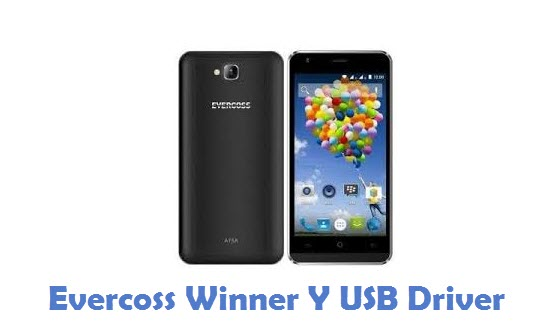 Evercoss Winner Y USB Driver