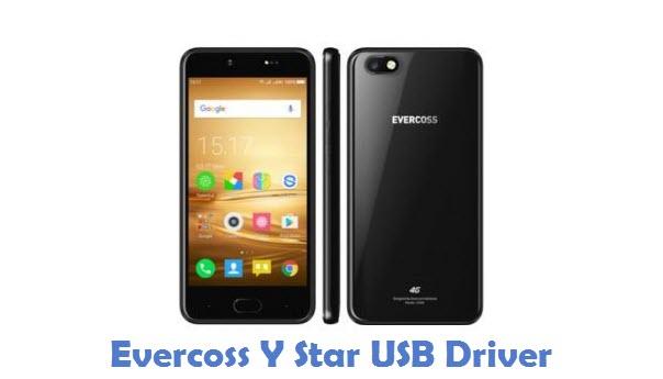 Evercoss Y Star USB Driver