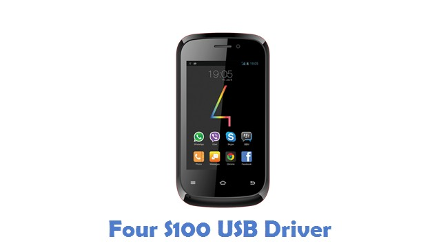 Four S100 USB Driver