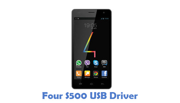Four S500 USB Driver