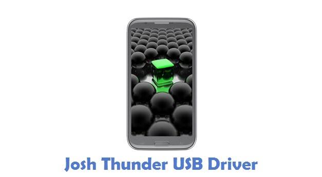 Josh Thunder USB Driver