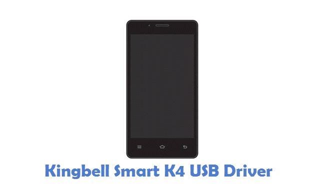 Kingbell Smart K4 USB Driver