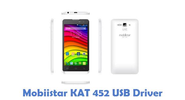 Mobiistar KAT 452 USB Driver
