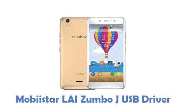 Mobiistar LAI Zumbo J USB Driver