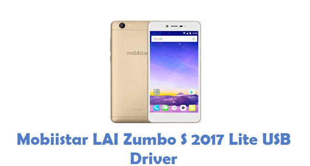 Mobiistar LAI Zumbo S 2017 Lite USB Driver