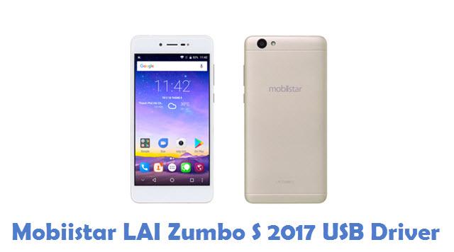 Mobiistar LAI Zumbo S 2017 USB Driver