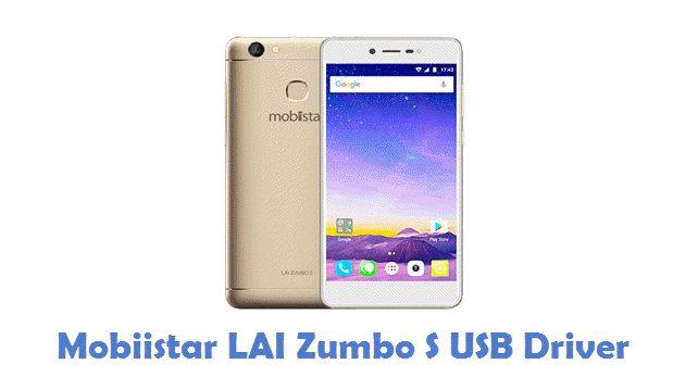 Mobiistar LAI Zumbo S USB Driver