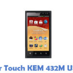 Mobiistar Touch KEM 432M USB Driver