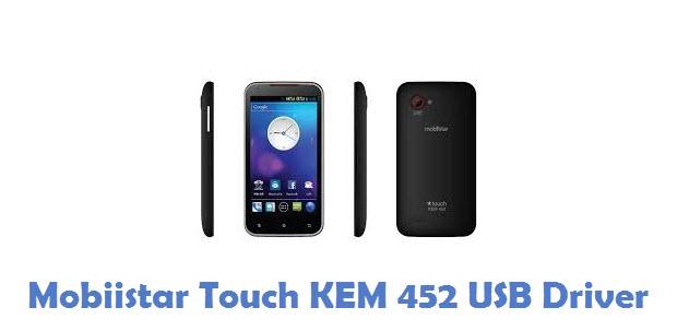 Mobiistar Touch KEM 452 USB Driver