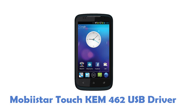 Mobiistar Touch KEM 462 USB Driver