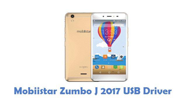 Mobiistar Zumbo J 2017 USB Driver