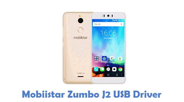Mobiistar Zumbo J2 USB Driver