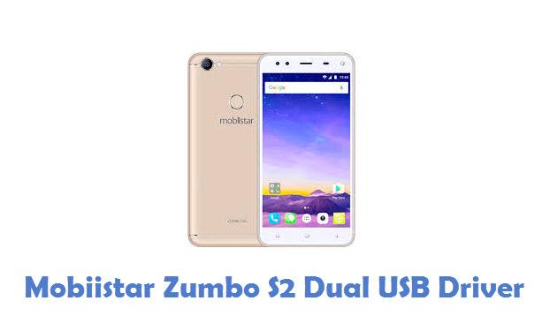 Mobiistar Zumbo S2 Dual USB Driver