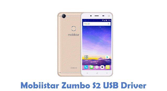 Mobiistar Zumbo S2 USB Driver