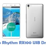 Rivo Rhythm RX100 USB Driver