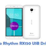 Rivo Rhythm RX150 USB Driver