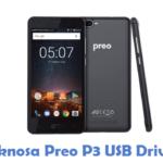 Teknosa Preo P3 USB Driver