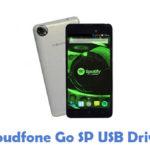 Cloudfone Go SP USB Driver
