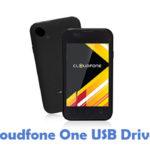 Cloudfone One USB Driver