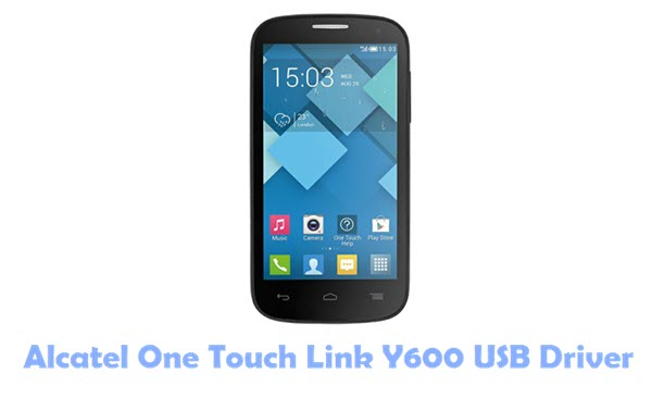 Alcatel One Touch Link Y600 USB Driver