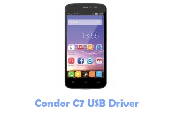 Condor C7 USB Driver