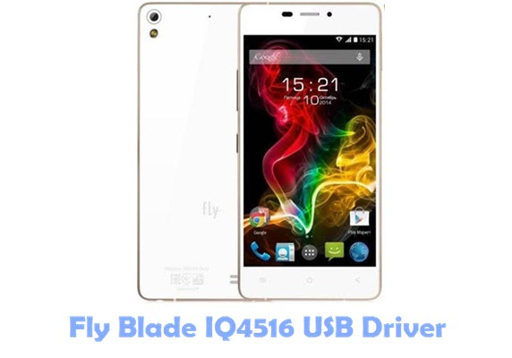 Download Fly Blade IQ4516 USB Driver