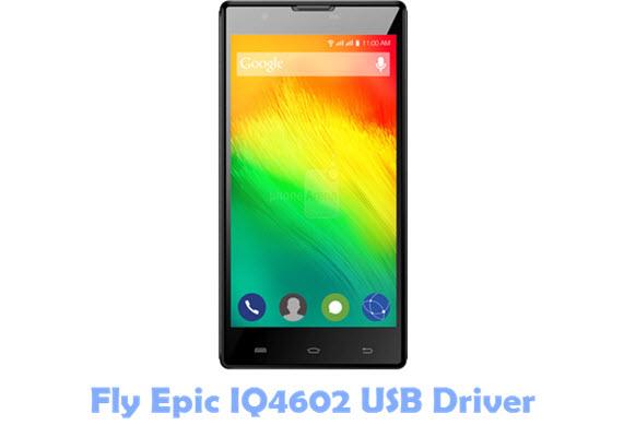 Fly Epic IQ4602 USB Driver