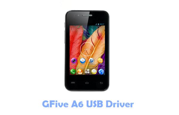 GFive A6 USB Driver
