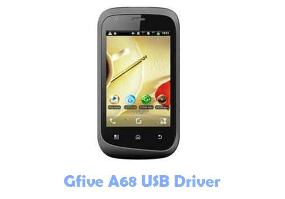 Download Gfive A68 USB Driver