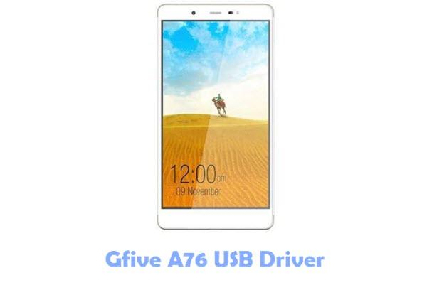 Gfive A76 USB Driver