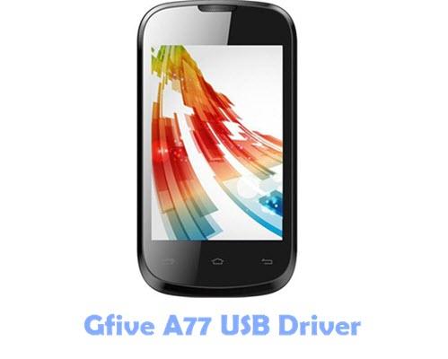 Gfive A77 USB Driver