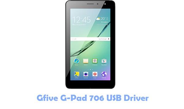 Download Gfive G-Pad 706 USB Driver