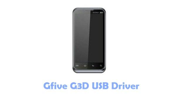 Download Gfive G3D USB Driver