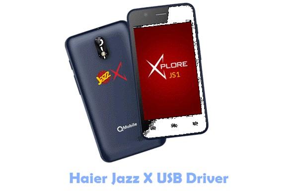 Haier Jazz X USB Driver