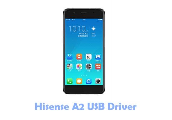Hisense A2 USB Driver