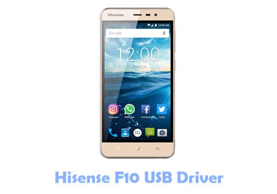Hisense F10 USB Driver