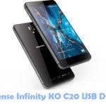 Hisense Infinity KO C20 USB Driver