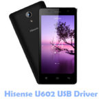 Hisense U602 USB Driver
