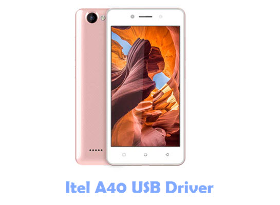 Itel A40 USB Driver