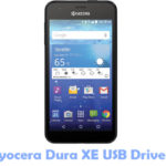Download Kyocera Dura XE USB Driver