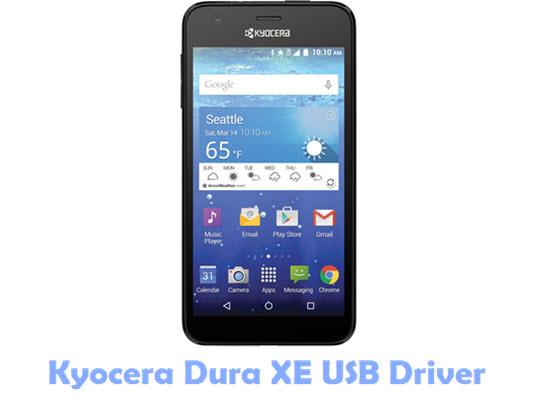 Kyocera Dura XE USB Driver