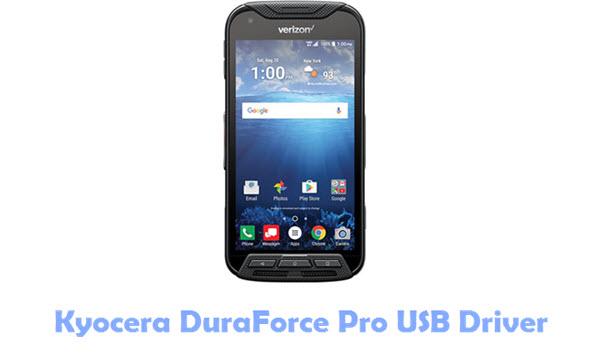 Download Kyocera DuraForce Pro USB Driver